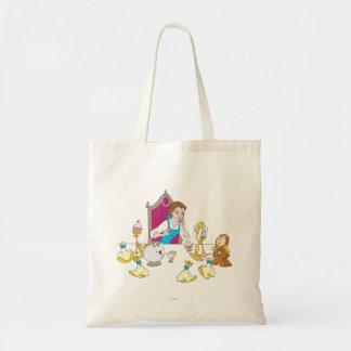 Belle & Friends Tote Bag