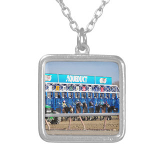 Belle Gallantey on New Year's Day Silver Plated Necklace