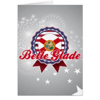 Belle Glade, FL Greeting Card