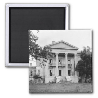 Belle Grove Plantation Louisiana Magnet