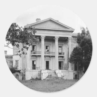 Belle Grove Plantation Louisiana Sticker