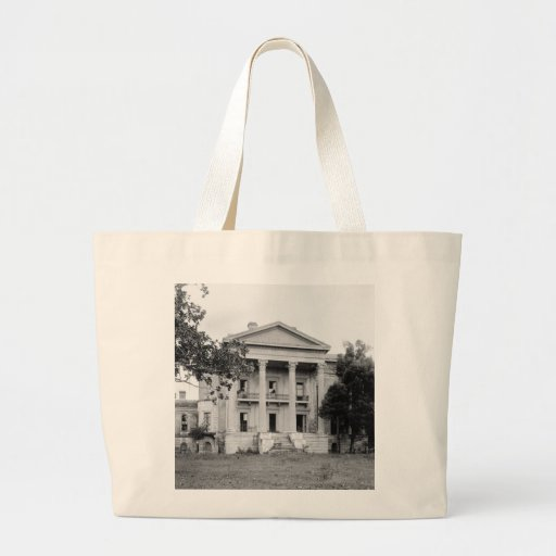 Belle Grove Plantation Louisiana Tote Bag
