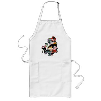 Belle - Happiness Can Be Found Long Apron
