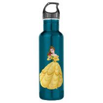 Belle Holding Rose Water Bottle