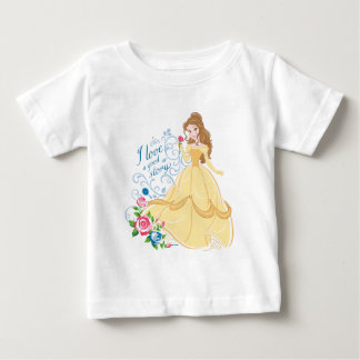 Belle | I Love A Good Story Baby T-Shirt