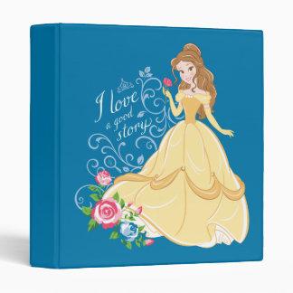 Belle | I Love A Good Story Binder