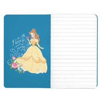 Belle   I Love A Good Story Journal