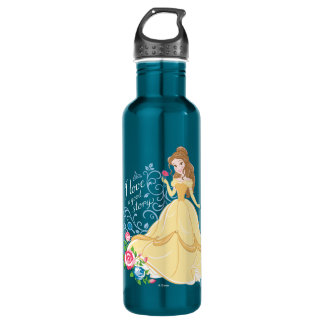 Belle | I Love A Good Story Stainless Steel Water Bottle