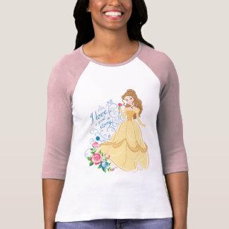 Belle | I Love A Good Story T-Shirt