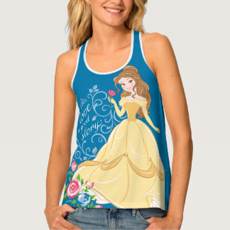 Belle | I Love A Good Story Tank Top