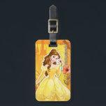 "Belle - Inspirational Luggage Tag<br><div class=""desc"">Princess</div>"