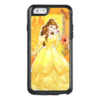 Belle - Inspirational Otterbox Iphone 6/6s Case by disney at Zazzle