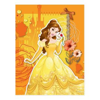 Belle - Inspirational Postcard