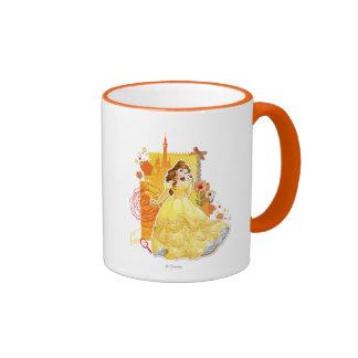Belle - Inspirational Ringer Mug
