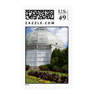 Belle-Isle-Conservatory Stamp
