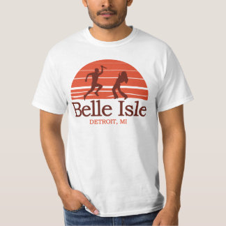 Belle Isle Detroit Michigan T-shirt