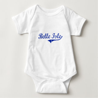 Belle Isle Florida Classic Design Baby Bodysuit