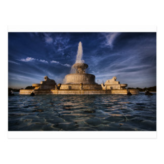 Belle Isle Fountain 0416 Post Cards