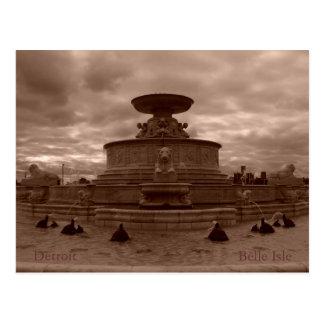 Belle Isle (postcard) Postcard