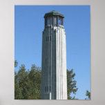 Belle Isle's Livingstone Lighthouse Poster