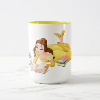 Belle | Loyalty is Royalty Two-Tone Coffee Mug
