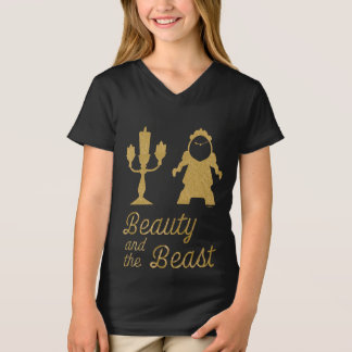 Belle | Lumiere and Cogsworth T-Shirt