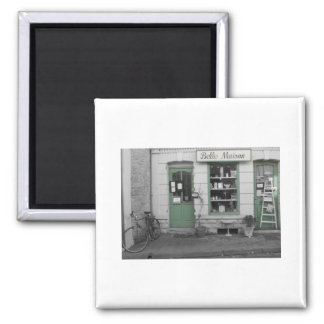 Belle Maison 2 Inch Square Magnet