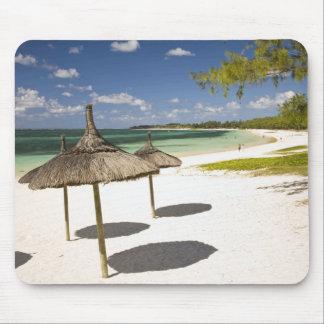 Belle Mare Public Beach Southeast Mauritius Mousepads