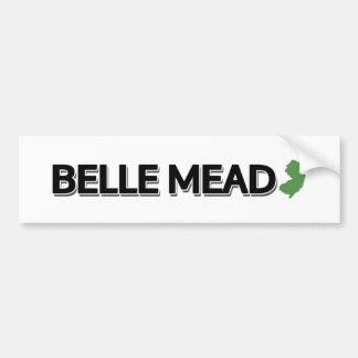 Belle Mead, New Jersey Bumper Sticker