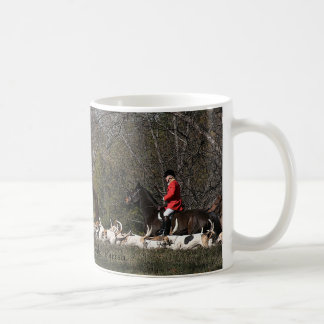 Belle Meade Hunt 035, Photographed by: Ralph Pa... Mug