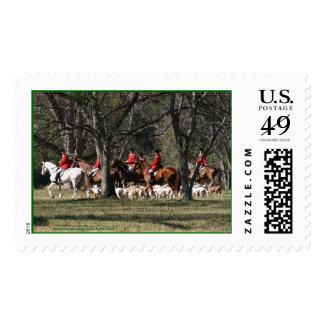 Belle Meade Hunt Postage