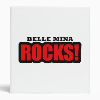 Belle Mina, Alabama City Design Binder