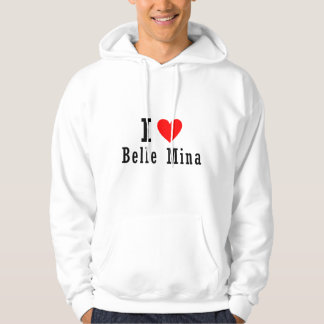 Belle Mina, Alabama City Design Hoodie