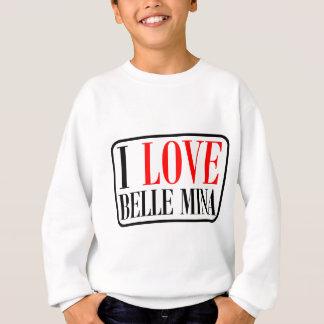 Belle Mina, Alabama City Design Sweatshirt