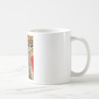 Belle Classic White Coffee Mug