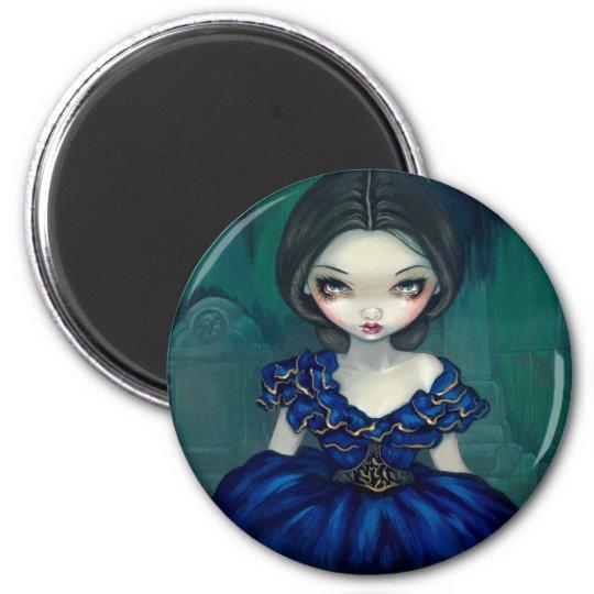 """Belle of Bonaventure"" Magnet"