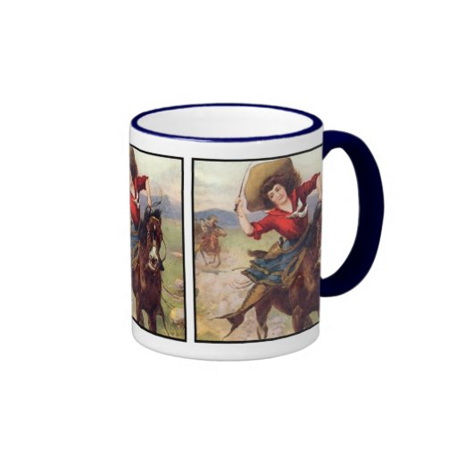Belle Of The Plains Coffee Mug