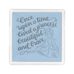 Belle |Once Upon A Time Acrylic Tray