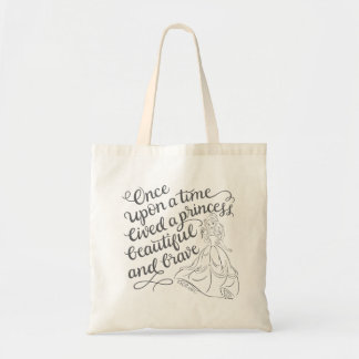 Belle |Once Upon A Time Tote Bag