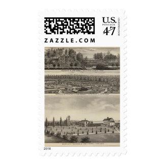 Belle Plaine, Kansas Postage