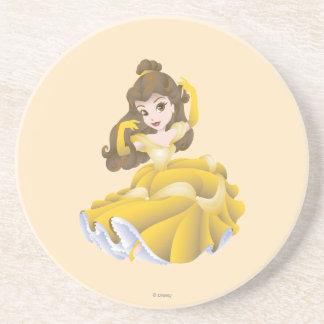 Belle Posing Sandstone Coaster