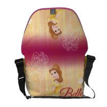 Belle Princess Messenger Bag at Zazzle