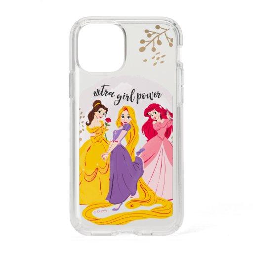 "Belle, Rapnuzel, Ariel ""Extra Girl Power"" Speck iPhone 11 Pro Case"