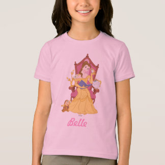 Belle Reading to Friends T-Shirt