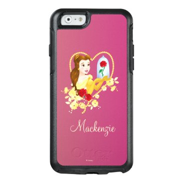 Disney Themed Belle   Red Roses OtterBox iPhone 6/6s Case