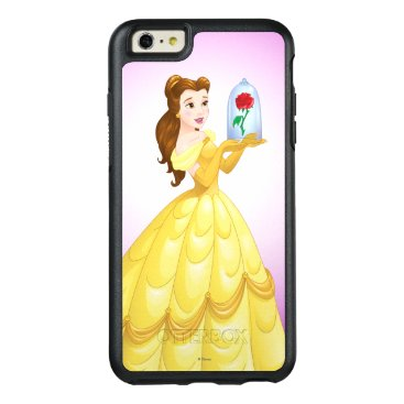 Disney Themed Belle   Rose In Glass OtterBox iPhone 6/6s Plus Case