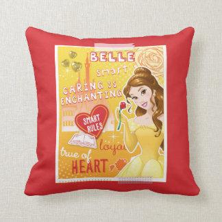 Belle - Smart Rules Pillow