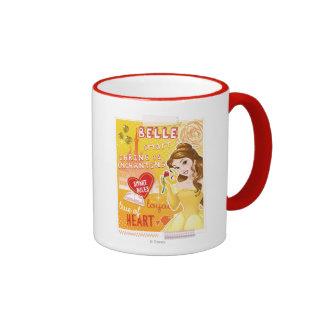 Belle - Smart Rules Ringer Mug
