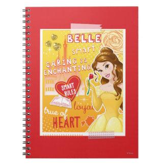 Belle - Smart Rules Spiral Notebook