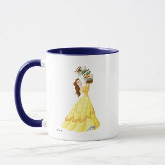 Belle | Stack Of Books Mug
